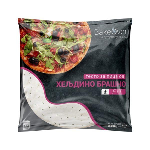 Тесто за пица хељда